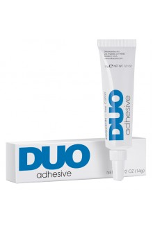 Ardell Duo Surgical Adhesive - Clear - 0.5oz / 14g