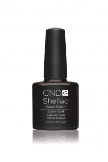 CND Shellac - Black Pool - 0.25oz / 7.3ml