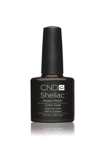 CND Shellac - Black Pool - 0.25oz / 7.3ml