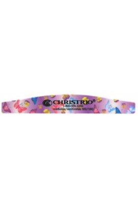 Christrio Butterfly File - 100/180 Grit