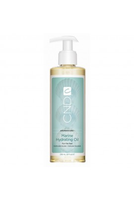 CND Marine Hydrating Oil - 8oz / 236ml