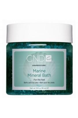 CND Marine Mineral Bath - 18oz / 510g