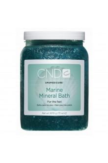 CND Marine Mineral Bath - 73oz / 2070g