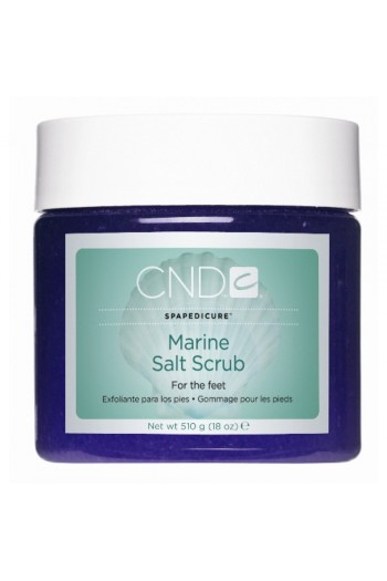 CND Marine Salt Scrub - 18oz / 510g