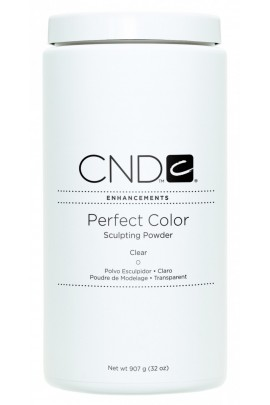 CND Perfect Color Powder - Clear - 32oz / 907g