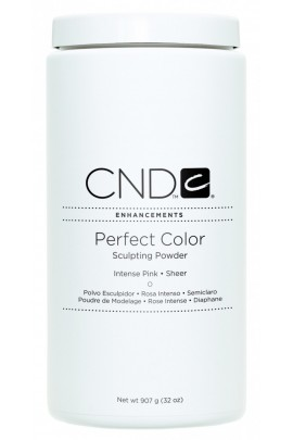 CND Perfect Color Powder - Intense Pink - Sheer - 32oz / 907g