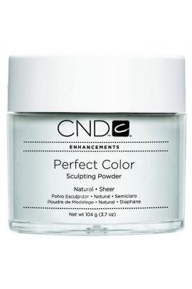 CND Perfect Color Powder - Natural - Sheer - 3.7oz / 104g