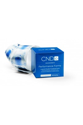CND Performance Forms - Silver - 300ct