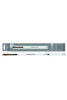 CND ProSeries Gel Flat Oval #6 Brush