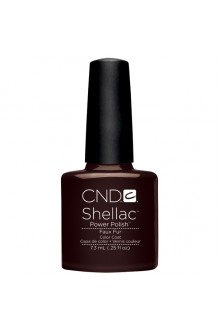 CND Shellac - Faux Fur - 0.25oz / 7.3ml