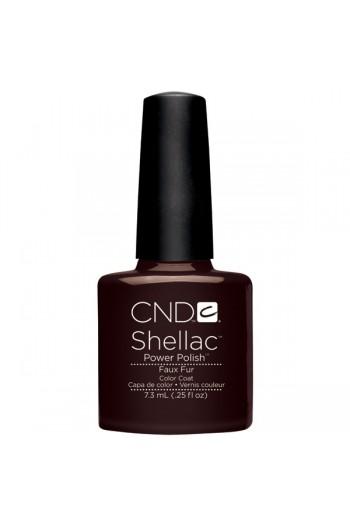 CND Shellac - Faux Fur - 0.25oz / 7.3ml