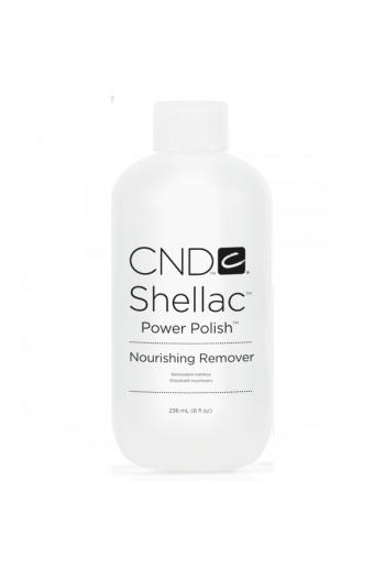 CND Shellac Power Polish - Nourishing Remover -  8oz / 236ml