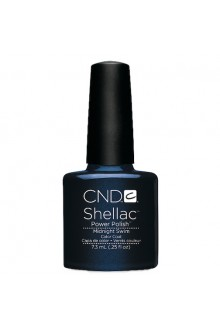 CND Shellac Power Polish - Midnight Swim - 0.25oz / 7.3ml
