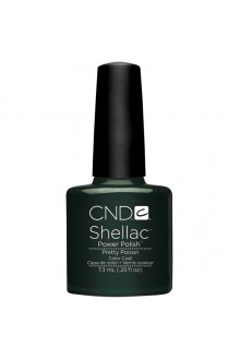 CND Shellac Power Polish - Pretty Poison - 0.25oz / 7.3ml