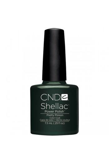 CND Shellac Power Polish - Pretty Poison - 0.25oz / 7.3ml