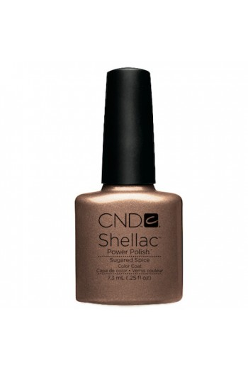 CND Shellac Power Polish - Sugared Spice - 0.25oz / 7.3ml