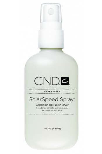 CND SolarSpeed Spray - 4oz / 118ml