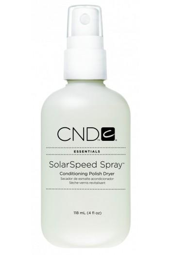 CND SolarSpeed Spray - 4oz / 118ml