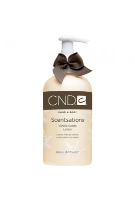 CND Scentsations - Vanilla Suede Lotion - 8.3oz / 245ml