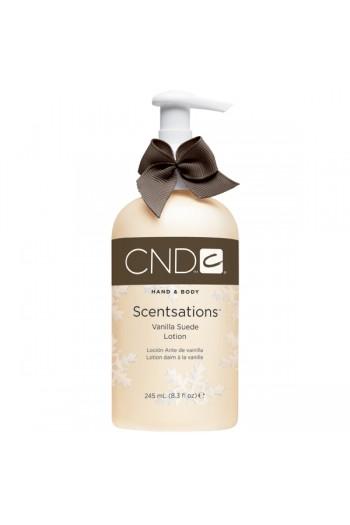 CND Scentsations - Vanilla Suede Lotion - 8.3oz / 245ml