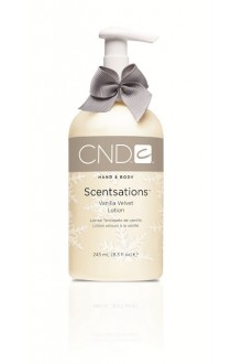 CND Scentsations - Vanilla Velvet Lotion - 8.3oz / 245ml