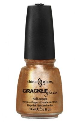 China Glaze Nail Polish - Cracked Medallion - 0.5oz / 14ml