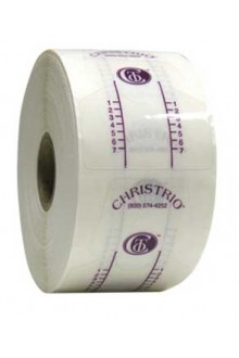 Christrio Clear Forms - 500ct