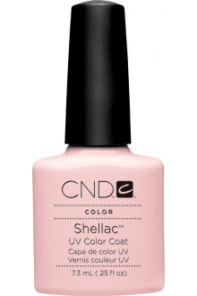 CND Shellac - Clearly Pink - 0.25oz / 7.3ml
