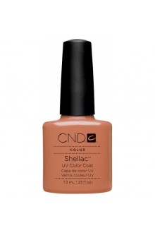 CND Shellac - Cocoa - 0.25oz / 7.3ml