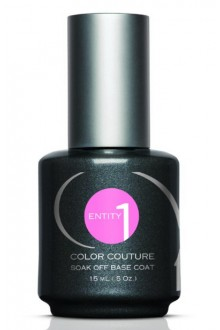 Entity One Color Couture Soak Off UV Base Coat - 0.5oz / 15ml