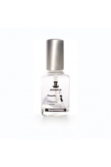 Jessica Treatment - Diamonds Dazzle - Top Coat - 0.5oz / 14.8ml