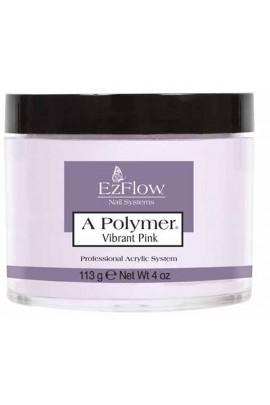 EzFlow A Polymer Powder: Vibrant Pink - 4oz / 113g