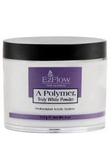 EzFlow A Polymer Powder: Truly White - 4oz / 113g