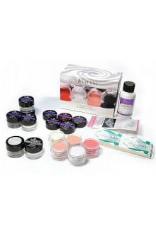 EzFlow Earthstones Kit - Design Colored Acrylic Collection