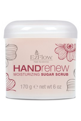 EzFlow HANDrenew Moisturizing Sugar Scrub - 6oz / 170g