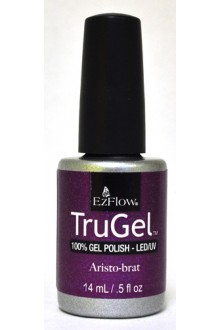 EzFlow TruGel LED/UV Gel Polish - Aristo-brat  - 0.5oz / 14ml