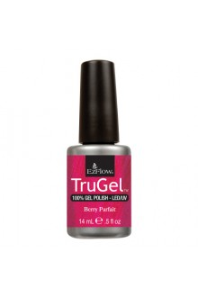 EzFlow TruGel LED/UV Gel Polish - Berry Parfait - 0.5oz / 14ml