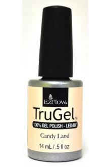 EzFlow TruGel LED/UV Gel Polish - Candy Land - 0.5oz / 14ml