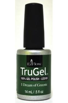 EzFlow TruGel LED/UV Gel Polish - I Dream of Greenie - 0.5oz / 14ml