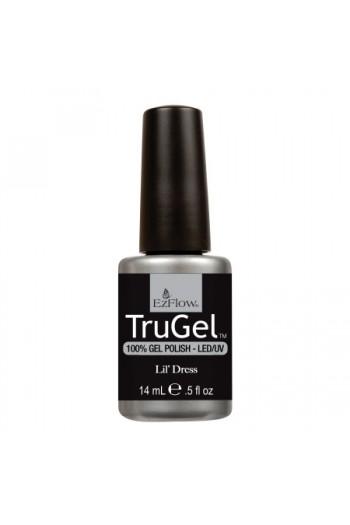 EzFlow TruGel LED/UV Gel Polish - Lil' Dress - 0.5oz / 14ml
