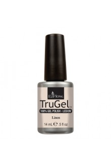 EzFlow TruGel LED/UV Gel Polish - Linen - 0.5oz / 14ml