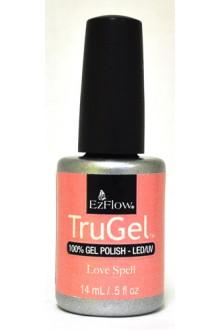 EzFlow TruGel LED/UV Gel Polish - Love Spell - 0.5oz / 14ml