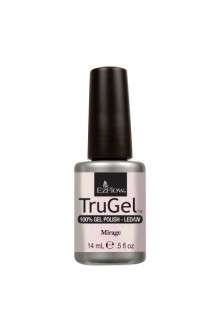 EzFlow TruGel LED/UV Gel Polish - Mirage - 0.5oz / 14ml
