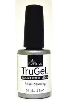 EzFlow TruGel LED/UV Gel Polish - Misty Morning - 0.5oz / 14ml