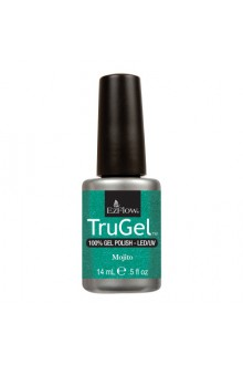 EzFlow TruGel LED/UV Gel Polish - Mojito - 0.5oz / 14ml
