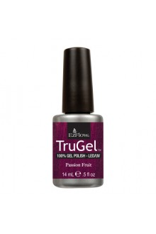 EzFlow TruGel LED/UV Gel Polish - Passion Fruit - 0.5oz / 14ml