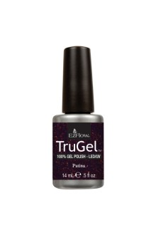 EzFlow TruGel LED/UV Gel Polish - Patina - 0.5oz / 14ml