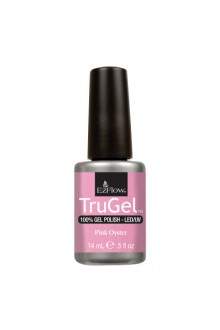 EzFlow TruGel LED/UV Gel Polish - Pink Oyster - 0.5oz / 14ml