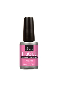 EzFlow TruGel LED/UV Gel Polish - Pink Pout - 0.5oz / 14ml