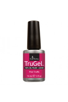 EzFlow TruGel LED/UV Gel Polish - Pink Truffle - 0.5oz / 14ml